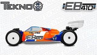Tekno EB410 - RCnews (спецвыпуск)