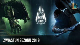 Zwiastun sezonu 2019 | League of Legends