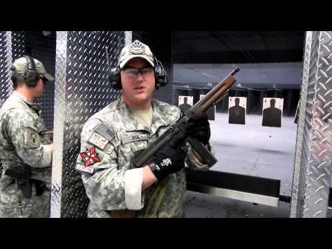 US Military Small Arms From World War II