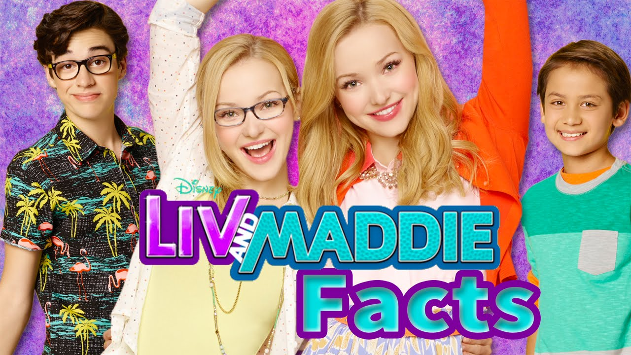 The best: is there a telegram channel for liv and maddie