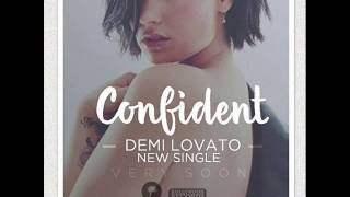 Demi Lovato - Confident (Clean Version Leaked)