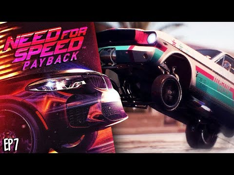 Thumbnail: WHEELIE DRAG CARS! (Need For Speed Payback #7)