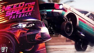 WHEELIE DRAG CARS! (Need For Speed Payback #7)