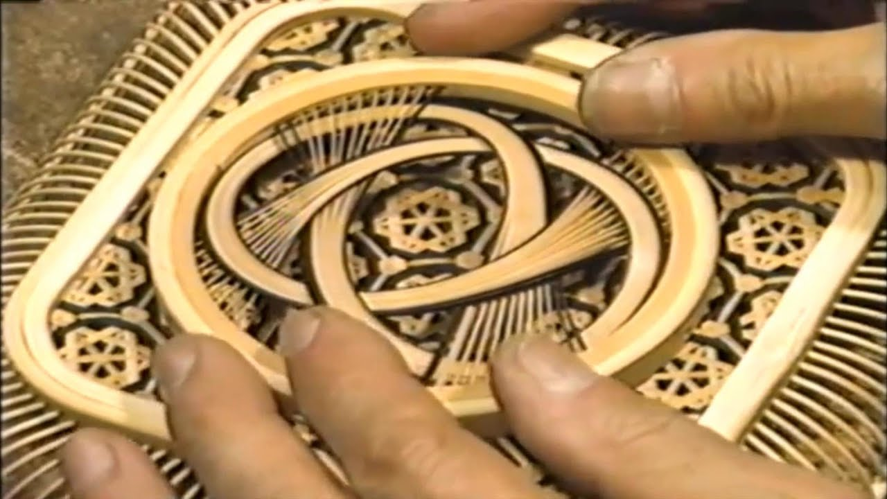 Ancient Technology Of Making Bamboo Crafts Most Incredible Bamboo