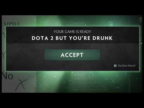 Dota 2 But Attacks May Cast Spells from YouTube · Duration:  1 hour 29 seconds
