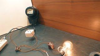 Экономия электричества с помощью конденсатора