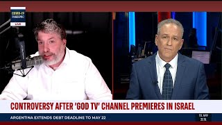 Powerful i24NEWS interview: Rabbi Tovia Singer slams GOD TV missionaries who plan convert all Jews