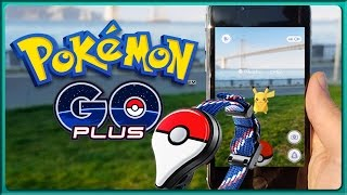 POKÉMON GO PLUS Unboxing & Test
