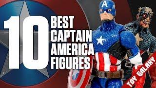 Top 10 Best Captain America Action Figures   List Show 5