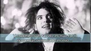 Spilt Milk The Cure (Subtitulada)