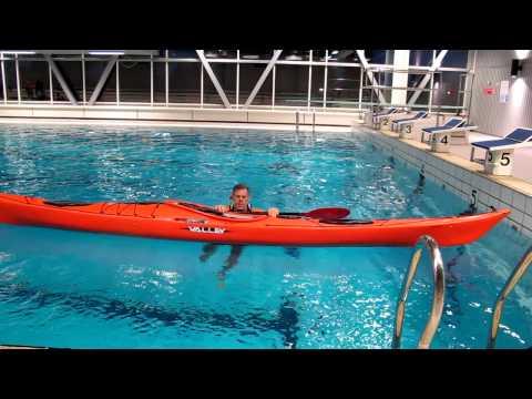 Kayak - Self Rescue Techniques - Egenredninger