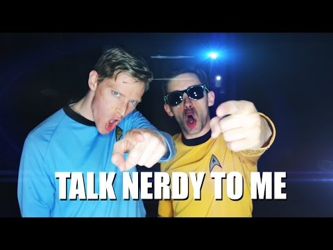 Talk Nerdy To Me  Jason Derulo Talk Dirty Parody
