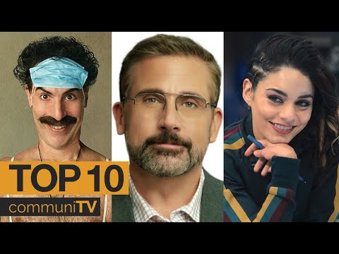 Top 10 Comedy Movies of 2020