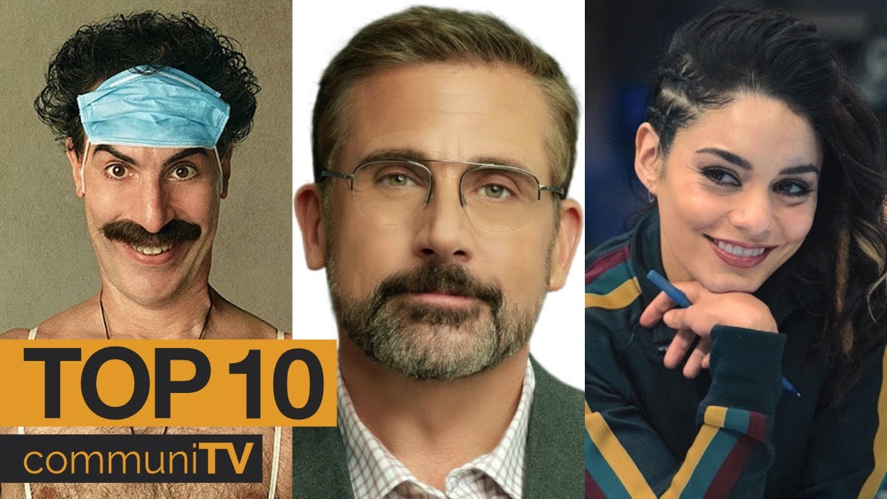 Download Top 10 Comedy Movies of 2020