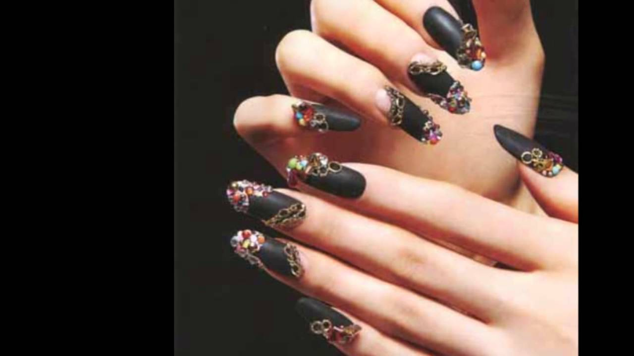 jna nail trend 2014 aw youtube
