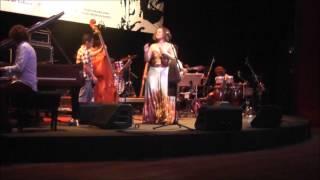 Karine Aguiar Arraial do Mundo release concert Highlights Part I 7th Amazonas Jazz Festival