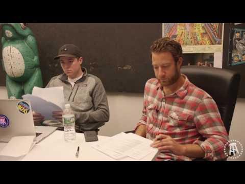 Dave interivews the 2017 summer interns