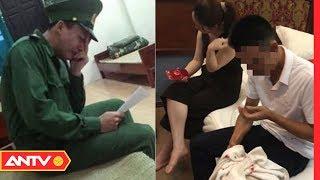 Chồng đi nghĩa vụ vợ ở nhà vào khách sạn với người tình   Người giấu mặt   ANTV