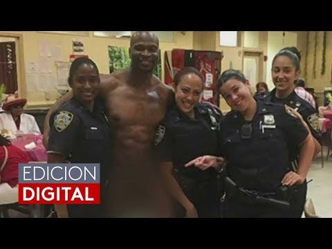 GiGi Diaz - Foto con stripper les puede costar la carrera a estas policías