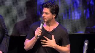 Shahrukh Khan @ YouTube FanFest with HP Mumbai 2014