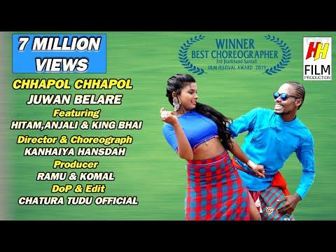 Chhapol Chhapol Juwan Bela Re New Full HD VIDEO || HITAM DA || ANJALI SARDAR || KING BHAI