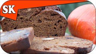 Pumpkin Bread - A Halloween Treat