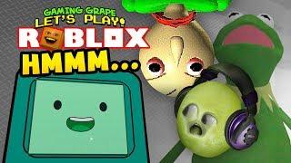 Roblox: HMMM... [Gaming Grape Plays]