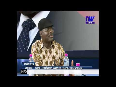 Gabon: le président Bongo est reparti au maroc mardi (RC 04 03 2019 P3)