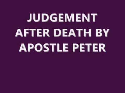 Judgement After death new