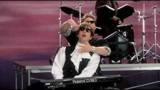 Hugh Grant Pop Pop Goes My Heart Music Video From Music And Lyrics