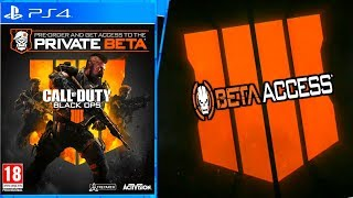 *BLACK OPS 4*| BETA SET TO RELEASE IN AUGUST | XFINITY PARTNERSHIP, SECRET EVENTS, BLACKOUT NEWS!!!!