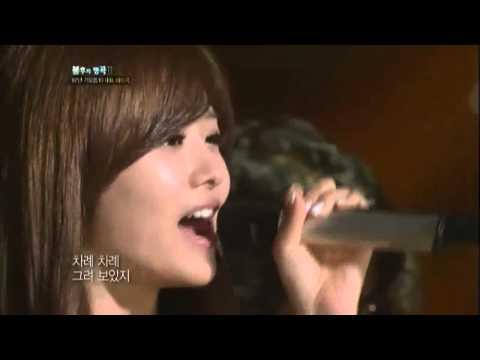 [HIT]송지은-꿈 불후의명곡2 20110625