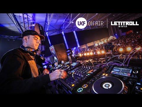 Alix Perez ft. SP:MC - UKF On Air x Let It Roll Winter 2018 (DJ Set)