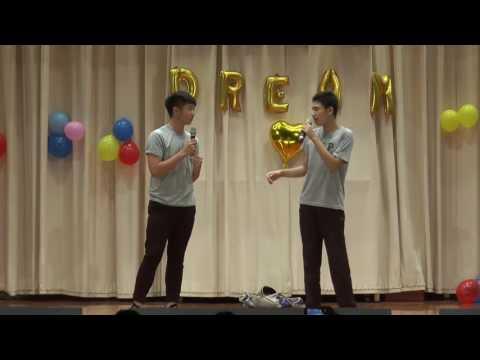 BTHC 2015 16 talent show Team 3