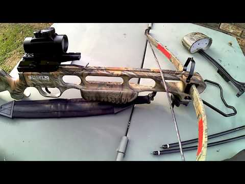 The Best Cheap Crossbow For Hunting Whitetail Deer.