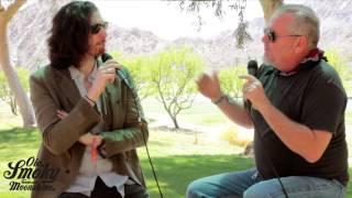 Hozier Interview at Coachella 2015
