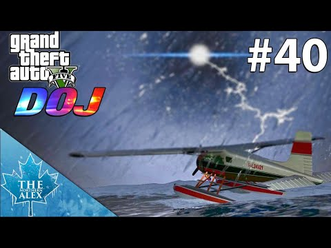 GTA V Department of Justice #40 - MAYDAY MAYDAY MAYDAY - Civilian