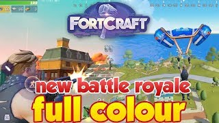Niru Banget!! Review of FortCraft by Netease + Download LInk!!
