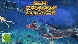 Sea Dragon Simulator - Android Gameplay FHD