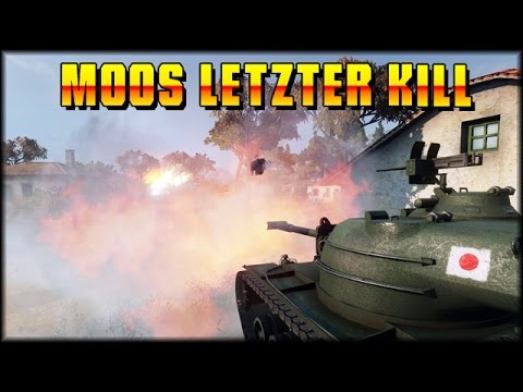 World of Tanks - Live: Moos letzter Kill für den WZ-111 [ deutsch | gameplay ]