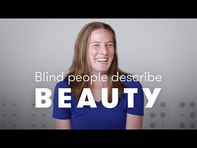 im dating a blind man