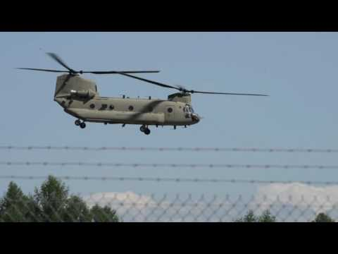 Army Training Exercise – Griffiss International Airport