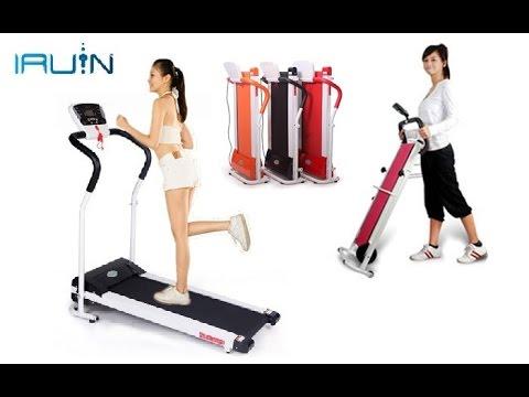 Universe IRUN UNI-012 Folding Treadmill(English)