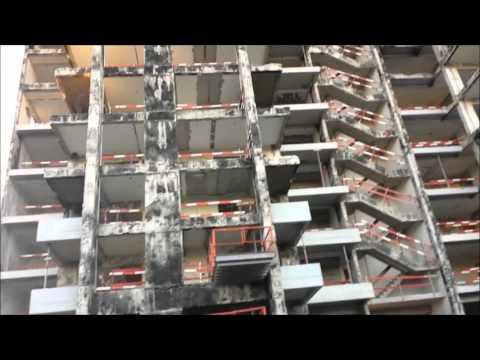 Проект реконструкции 2-х этажного здания