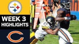 Steelers vs. Bears | NFL Week 3 Game Highlights thumbnail