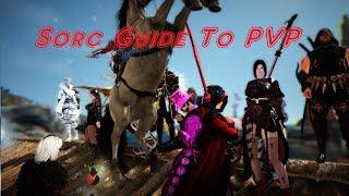 Black Desert Online How To PVP Sorceress