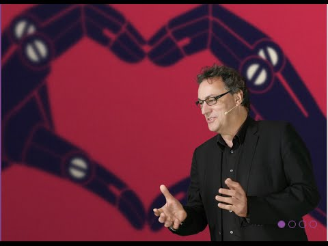 Gerd Leonhard - The next 5 years in Technology and Innovation. InnoTown®2016