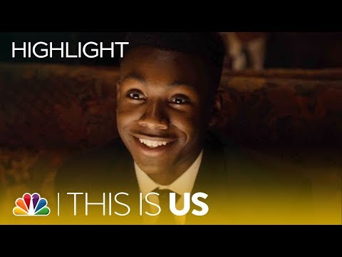 Randall and Beth's Awkward First Date - This Is Us (Episode Highlight)