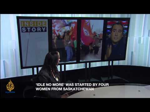 Inside Story Americas - Canada's indigenous movement gains m