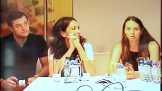 Видео-конференция с актерами сериала «Мамочки» телеканала СТС, второй сезон –фрагменты(5)